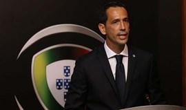 Pedro Proença apadrinha São Vicente Cup