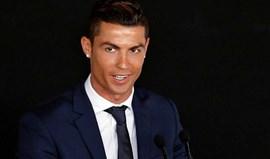 Ronaldo: «Nunca pedi isto, mas não sou hipócrita...»