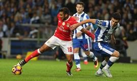 Benfica e FC Porto alvos do controlo antidoping