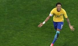 Neymar sem limites já vê Pelé ao longe