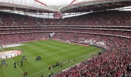 Benfica-FC Porto: Só uma fortuna vale entrada na Luz
