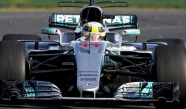 Mercedes deixa perceber que o carro está gordo e precisa de emagrecer