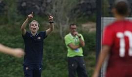 Sub-17: Portugal empata com a Suécia e Espanha apura-se para o Europeu