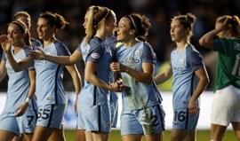 Manchester City marca encontro com o Lyon nas 'meias' da Champions