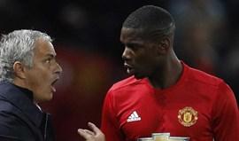 Como o emoji de Pogba levou Mourinho a tomar uma medida drástica