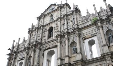 Macau: o cantinho português