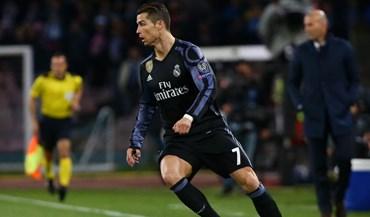 As melhores imagens do Nápoles-Real Madrid