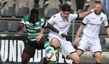 Sporting perde em Guimarães e cai para o 3.º lugar