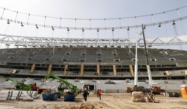 Obras no Wanda Metropolitano progridem a bom ritmo