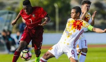 Portugal perde com Espanha e falha apuramento direto para o Europeu da categoria