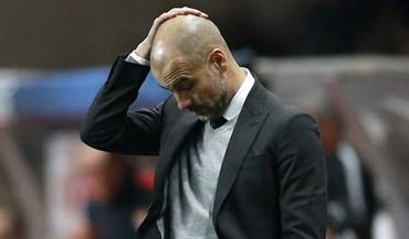 Monaco de Jardim deixou Guardiola neste estado