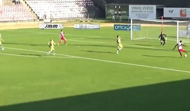 AF Porto: Aves B goleia Canelas num jogo com segurança reforçada