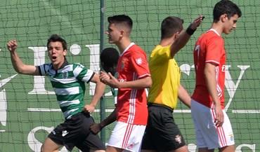 As melhores imagens do Sporting-Benfica