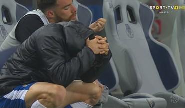 Dragões não esconderam o desânimo após o empate