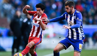 Merengues querem lateral esquerdo do... At. Madrid