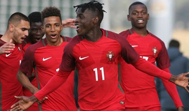Portugal vence Croácia no arranque da Ronda de Elite