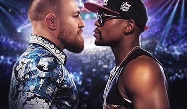 Luta entre McGregor e Mayweather já esteve mais longe de acontecer...