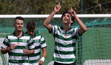 Sporting vence com goleada antes do dérbi com o Benfica