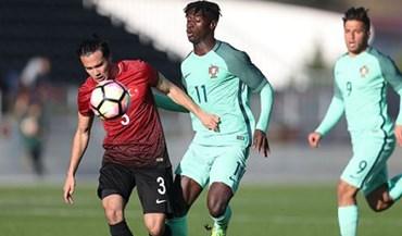 Portugal perde com a Turquia e complica apuramento para o Europeu
