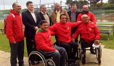 Mundial de Ténis em Cadeira de Rodas: Portugal termina na 10.ª posição