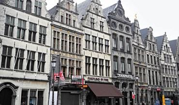 Antuérpia: história na Flandres