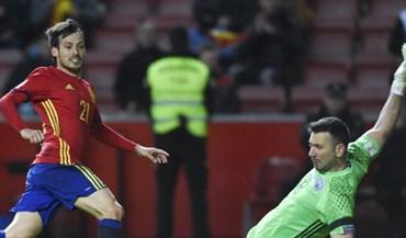 Espanhóis preocupados: a seleção não enche estádios