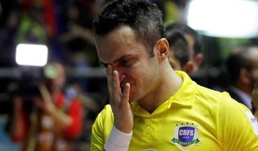 Falcão despediu-se da seleção brasileira com uma vitória