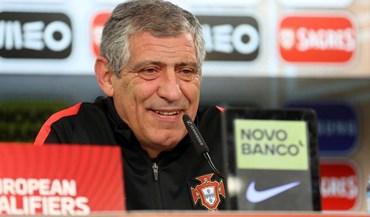 Fernando Santos e a 'poupança' para o clássico: «Também há a final da Taça da Liga francesa»