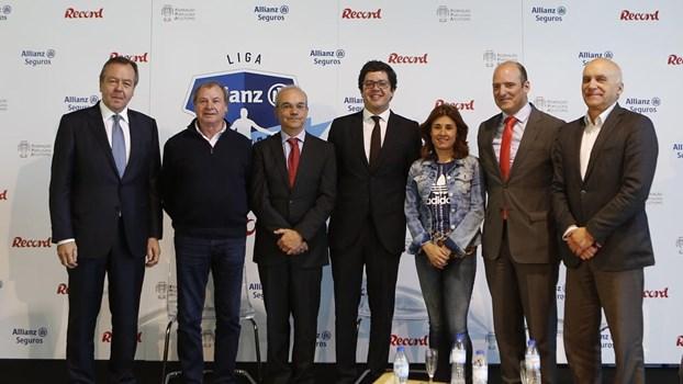 Record e a Allianz vão pôr Portugal a correr