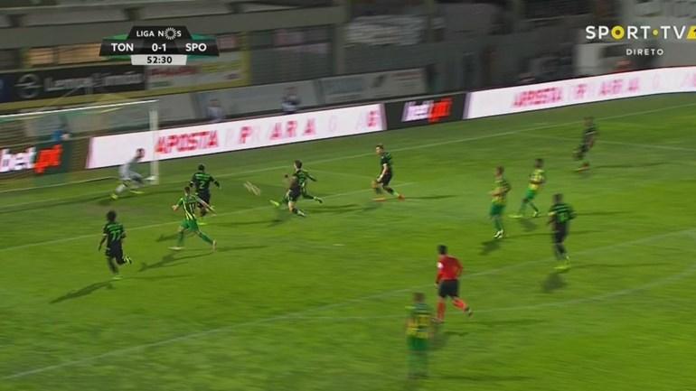 Depois de Alvalade, 'benfiquista' Murillo voltou a marcar ao Sporting