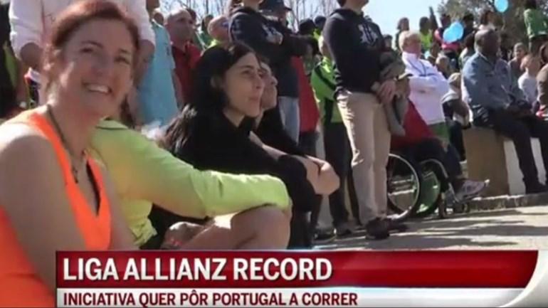 Liga Allianz Running by Record: em Montemor-o-Novo... foi assim