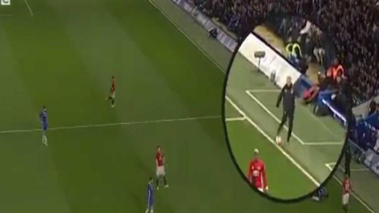 Afinal, Conte passou-se com Mourinho por causa disto...