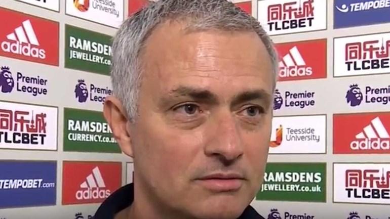 Mourinho: «Não temos A,B,C,D,E,F e G mas sim L,M,N,S,O,P»