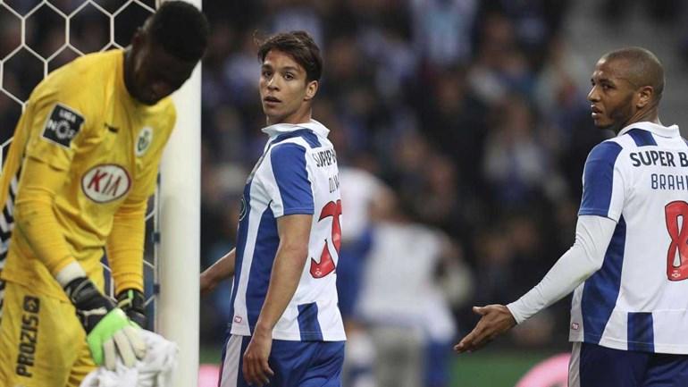 FC Porto atira-se a antijogo do V. Setúbal: «O crime continua a compensar»