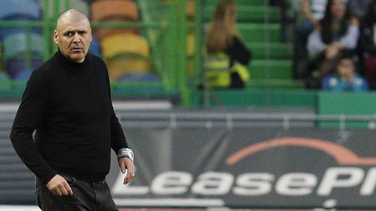 Jokanovic já não é o treinador do Nacional