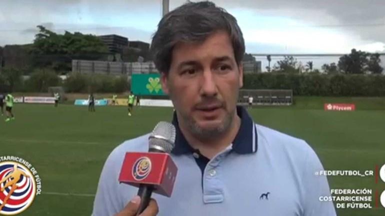 Bruno de Carvalho encantado com projeto na Costa Rica