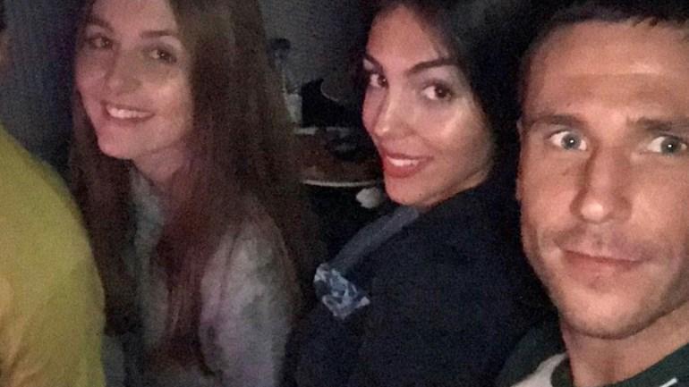 Ronaldo dava show na Luz enquanto Georgina via outro show em Madrid
