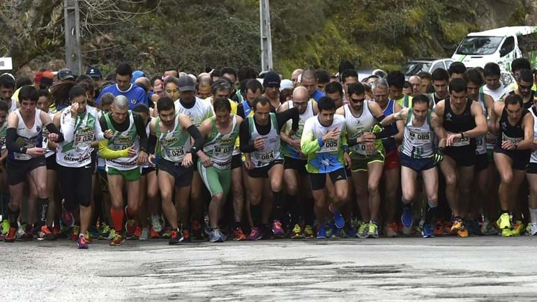 Liga Allianz Running by Record: Guarda recebeu 2.ª etapa