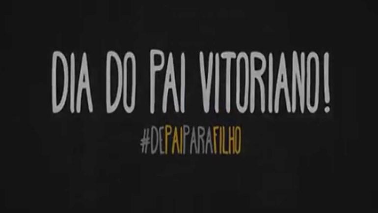 Um Dia do Pai diferente em Guimarães