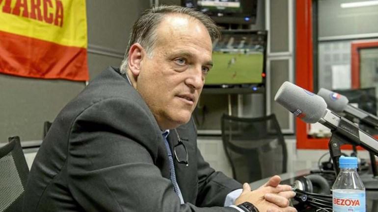 Presidente da liga espanhola dá Taça de Portugal como exemplo para... vídeo-árbitro