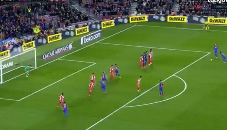 Foi com este golo que Neymar brilhou na vitória do Barcelona