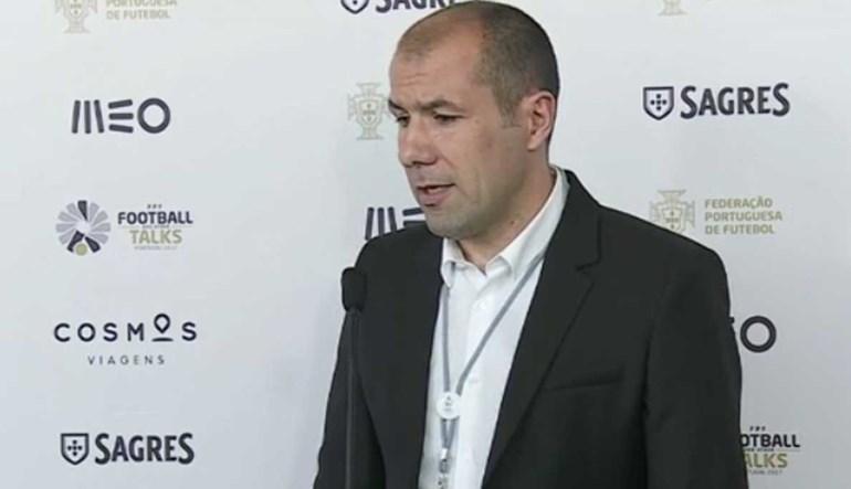 Leonardo Jardim acreditava numa luta a três na Liga... no início da época