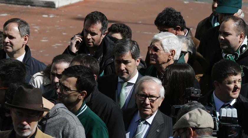 Bruno de Carvalho: «Campanha não foi nada esclarecedora»