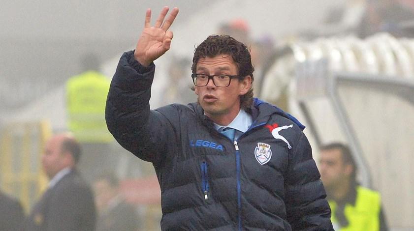 Nuno Manta espera jogo muito competitivo e intenso com o Chaves
