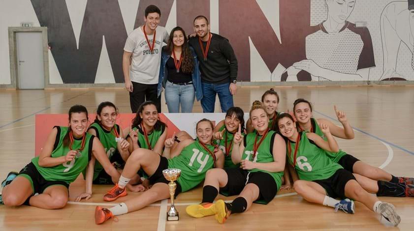 Campeonatos Académicos do Porto encontram os melhores da região