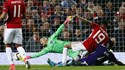 Manchester United-Anderlecht, 2-1