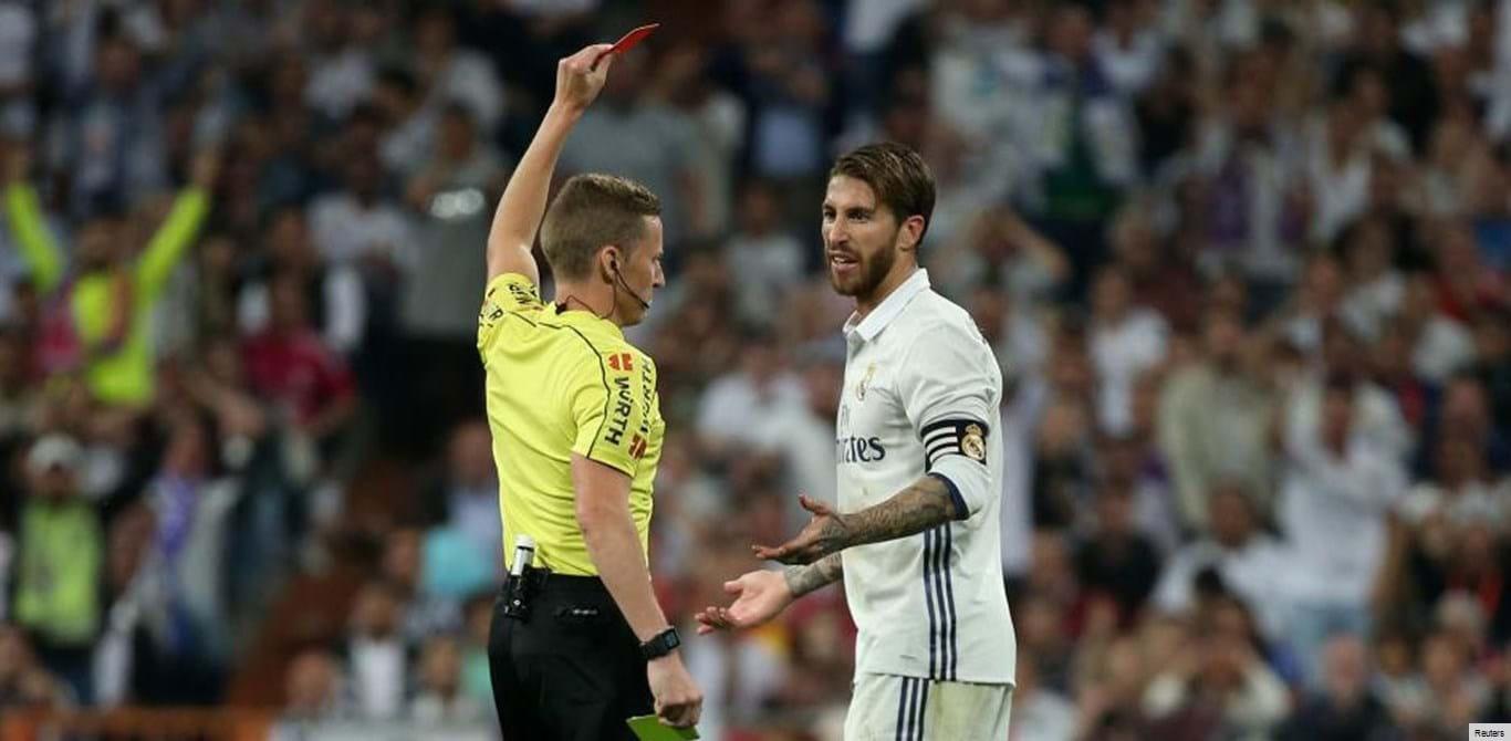 Sergio Ramos deixa recado a Piqué