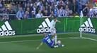 Toquero vinha embalado e Ronaldo... fez-lhe isto!