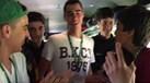 Sub-16 de Viseu, a seleção do Gumirães... mais um 'intruso'