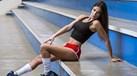 Vera Narciso:  hoquista adora futebol, Benfica e Mitroglou